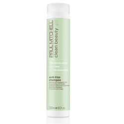 PAUL MITCHELL,<br/>CLEAN BEAUTY ANTI-FRIZZ SHAMPOO